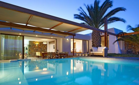Aphrodite's House at St. Nicolas Bay Resort Crete
