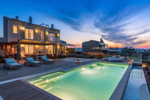 Melithea Seaview Villa Corfu