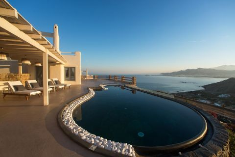 Apollo Villa at Naxos Rock Villas