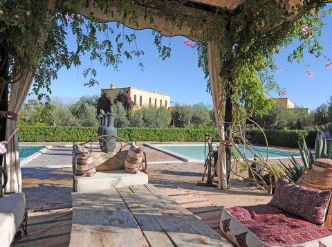 Villa Taos at Fawakay Villas Marrakesh
