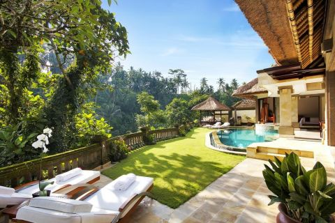 Viceroy Villa at Viceroy Bali