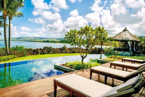 Shanti Villa at Shanti Maurice Resort