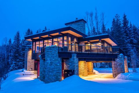 Whiteworth Chalet Revelstoke