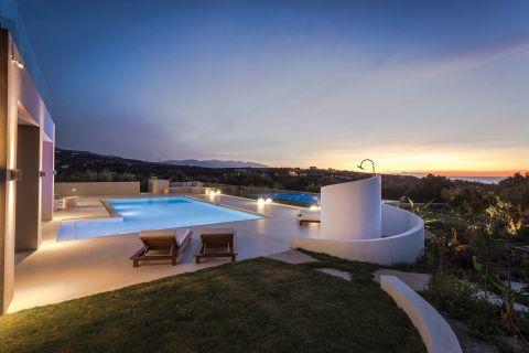 Villa White Grace Rethymno