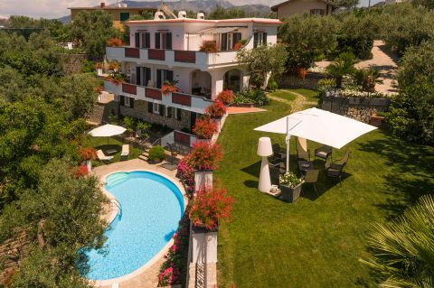 Villa Serena Sorrento