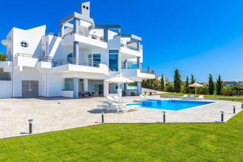 Monte Smith Villa Rhodes