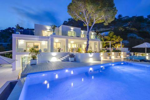 La Villa Es Cubells Ibiza
