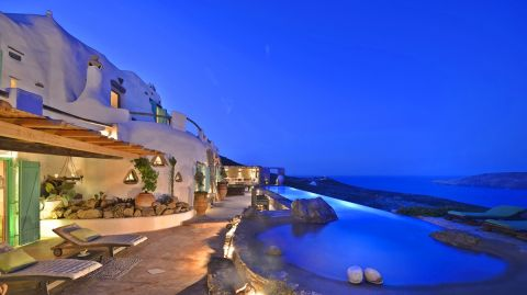 Villa Drakothea Mykonos