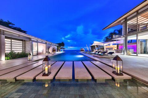 Villa Tievoli at Sava Beach Villas Natai