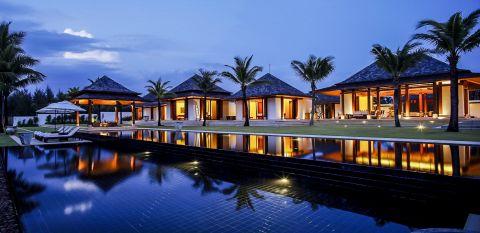 Villa Ananda at Jivana Beach Villas Natai