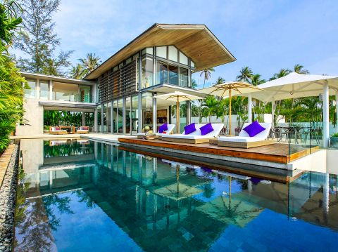 Villa Roxo at Sava Beach Villas Natai