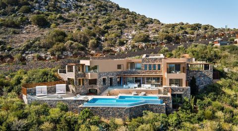 The Mansion at Daios Cove Crete