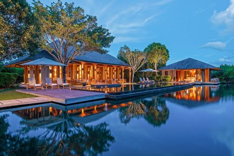 3 Bed Tranquility Villa at Amanyara Resort