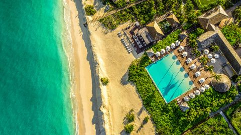 The Sanctuary Estate With Spa at COMO Parrot Cay