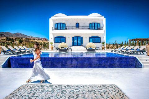 Santorini Villa Crete