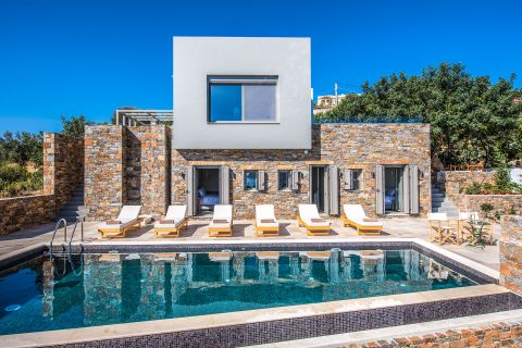 Villa Hermione Crete