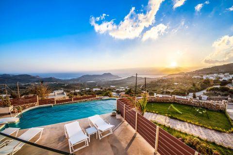 Plakias Sunset Villa Crete