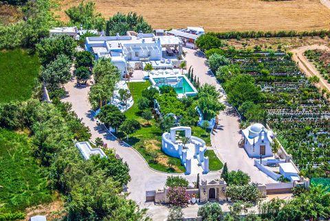Villa Archaion Kallos Naxos
