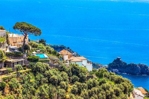 Villa Barocca Amalfi Coast