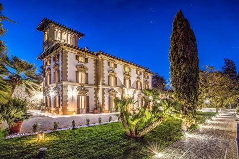 Villa Paolina Tuscany