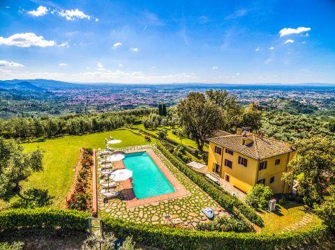 Villa il Cerritoio Tuscany
