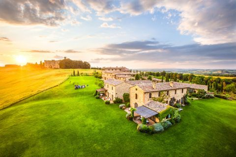 Borgo Finocchieto Estate Tuscany