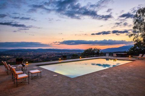 Villa Cristina Tuscany
