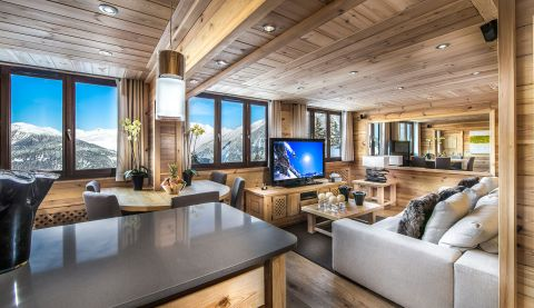 Pearl Apartment Courchevel 1850