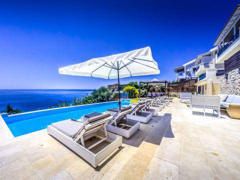 Villa Quarda at Vardiola Beach Villas Kefalonia