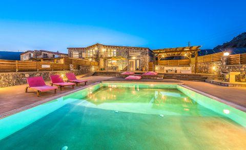 Lindos Seastone Villas Rhodes