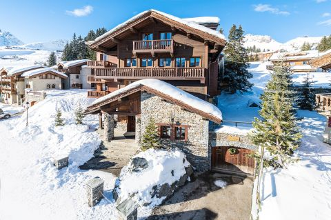 Chalet St Christophe Courchevel 1850