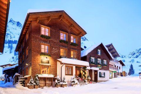 House Hannes Schneider Chalet Stuben