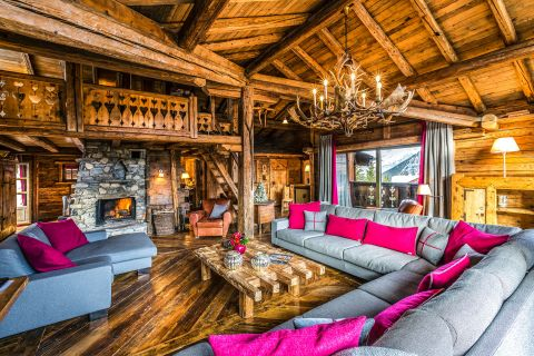 Chalet Alaska Courchevel 1850