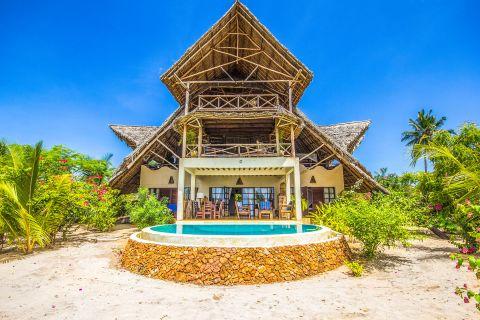 Villa Lisa at Milele Villas Zanzibar