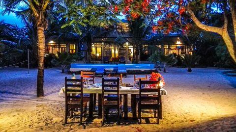 Villa Tatu at Milele Villas Zanzibar