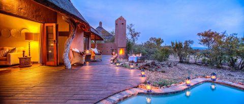 Luxury Family Suite at Rhulani Safari Lodge
