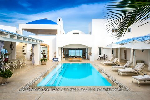Villa Santorini Mozambique Vilanculos