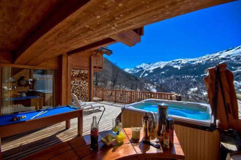 Chalet Infusion Meribel