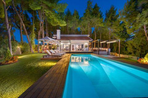 The White Villa at Sani