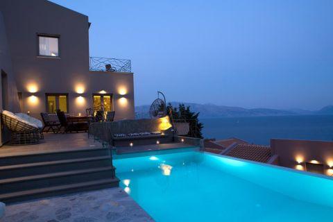 Villa Aelia at Celestia Villas Lefkada