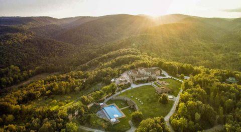 Villa Ferraia Tuscany