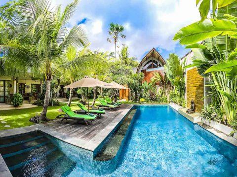 The Baganding Villa Seminyak