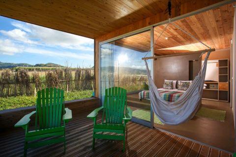 Blue & Green Villas 2BR at Santa Barbara Eco Resort