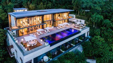 Cliff Top Residence Phuket