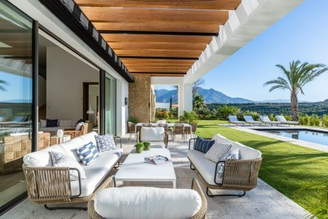 Green 10 Private Villas at Finca Cortesin