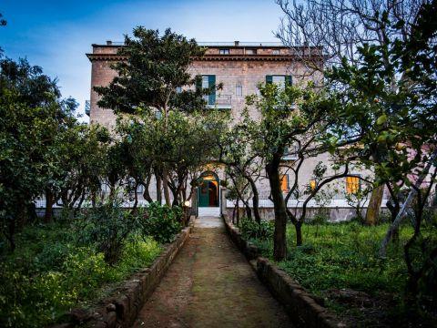 Villa Tozzoli House